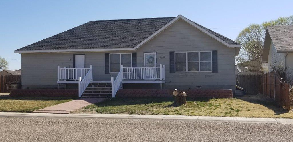 New Price for 118 Highland in Holly, CO! Check it Out!